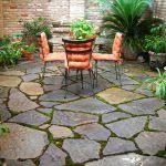 Natural Stone Patio Ideas 25 Best Patio Ideas On They Design Patio Outdoor Patio Designs