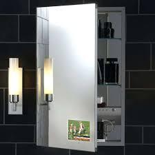 tv mirror bathroom m series flat plain mirror cabinet with