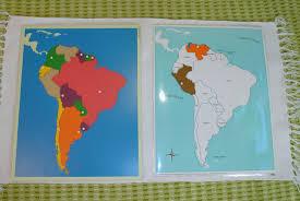 Columbia South America Map File South America Map 3 Jpg Montessori Album