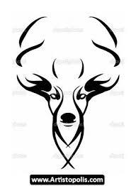 tribal deer tattoos the best deer 2017