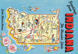 Indiana Map Usa by Postcards Images Usa Indiana Hd Wallpaper And Background Photos