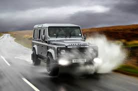 range rover truck in skyfall land rover defender x tech edition picture land rover