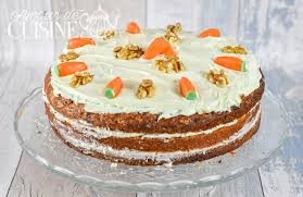 recette de cuisine cake recette du carotte cake amour de cuisine
