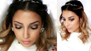 look invitã e mariage look mariage ondulations so curls et make up printanier