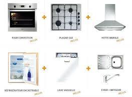 cuisine complete avec electromenager pas cher cuisine complete avec electromenager pas cher cuisine acquipace avec
