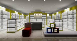 shop design brand sports shoes store interior design rendering 3d house