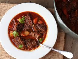 hungarian goulash beef stew with paprika recipe serious eats