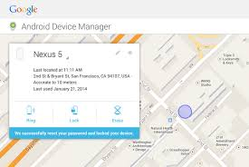 android device manager how to find or erase a lost android device greenbot