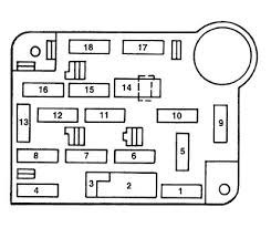 2001 ford mustang fuse box 1993 2004 ford mustang iv fuse box diagram 1993 93 1994 94 1995 95