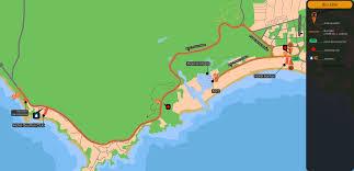 Coverage Map Sprint 2017 Ixtapa Camtri Sprint Triathlon American Cup Triathlon Org