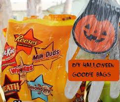 Halloween Goodie Bags Diy Halloween Goodie Bags Amber Nicole