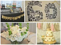 decorating ideas for 60th birthday party meraevents