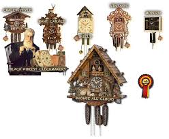 bavarian clockworks the 1 authentic cuckoo clock shop