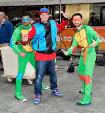 Ninja Turtle Halloween Costume Girls Celebrity Halloween Costume Ideas 2014 Showbiz