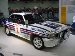 opel rally car file opel ascona rallye rothmans jpg wikimedia commons