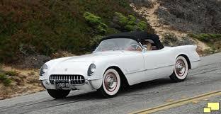 oldest corvette 1953 ex 122 corvette c1 the oldest corvette and the shown to