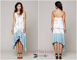 boho style bridesmaid dresses rustic wedding chic