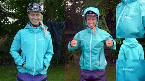 road cycling waterproof jacket review madison flo jacket total women u0027s cycling