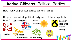 active citizens political parties how many uk political parties