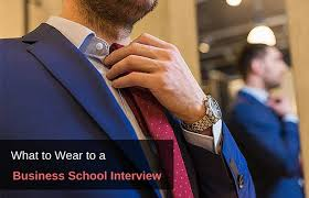 what to wear to a business school prepadviser