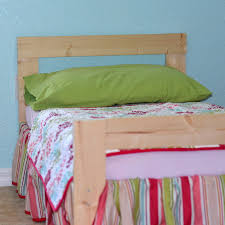 homemade toddler bed simple stylish toddler bed for under 40 5 steps with pictures