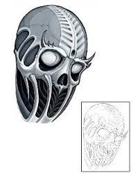 johnny skull tattoos