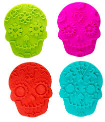 sugar skull molds cookie molds for skull addicts check out these sweet spirits