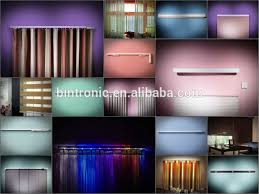 Electric Curtains And Blinds Bintronic Motorized Vertical Sheer Blinds For Office And