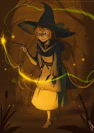 pidge as a halloween witch from voltron legendary defender