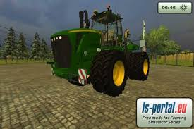 john deere tractor game 8335r john deere tractor john deere l la new holland t6 john deere john deere 9630 mod mod for farming simulator 2013 ls portal