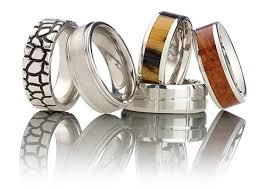 wedding band types wedding rings for all types of men