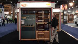 international builders u0027 show 2014 rolling library ladder