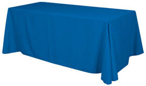 tablecloth for 6 foot folding table blank unprinted tablecloth for six foot folding table