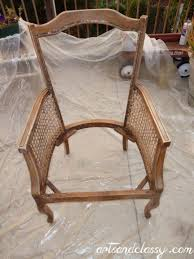 Broken Rocking Chair Diy Tutorial Cane Back Chair In 10 Steps Arts And Classy