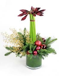 christmas floral arrangements modern table decorations christmas floral arrangements ideas