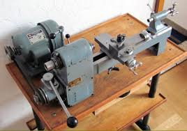 Metal Bench Lathes For Sale Scherzinger Lathes