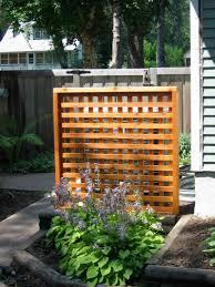 privacy screen ideas for backyard home design inspirations