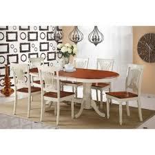 oval stone dining table wayfair