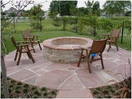 backyards impressive large size concrete patio ideas nz modern