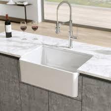 what is a farmhouse sink latoscana ltw2718w 27 reversible fireclay farmhouse sink