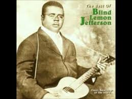 Black Blind Musician Black Snake Moan Blind Lemon Jefferson 1927 Youtube