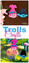 easy trolls crafts cool diy crafts for kids the flying couponer