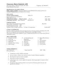 patient care technician sample resume nurse skills peppapp