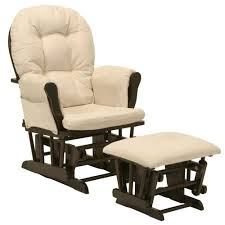 Baby Relax Glider And Ottoman Espresso Baby Relax Glider Rocker And Ottoman Espresso Ecoel Paso