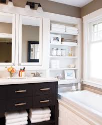 good paint color for bathrooms love the white trim with it too
