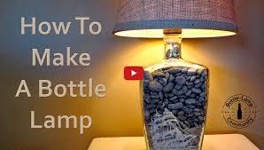 Lamps Made From Bottles Bottle Lamp U0026 Diy Bottle Crafts Videos U0026 Inspirations
