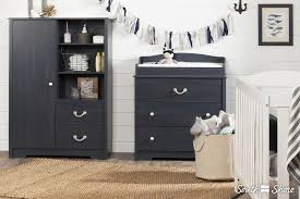 Armoire Changing Table Kids Room Nursery Armoire Aviron Armoire With Drawers