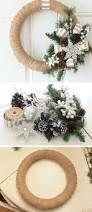 Easy Door Decoration For Christmas by Ideas Decorar Puerta Navidad Diy 9 Navidad Wreath Tutorial And