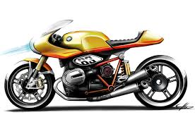 bmw motocross bike bmw concept ninety motorcycle side sketch jpg 2048 1360 learning