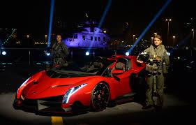 fake lamborghini veneno lamborghini veneno roadster on italian navy cavour photo gallery